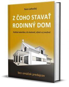 Ebook zdravý dom - z čoho stavať rodinný dom
